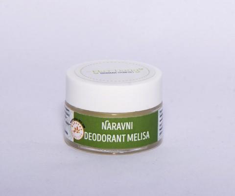 Naravni deodorant melisa